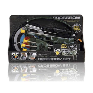 Crossbow Set Camouflage Toys Not specified
