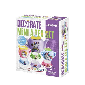 Decorate Mini Tea Set Toys Jeanny