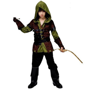 Deluxe Robin Hood Dress Up Not specified
