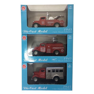 Die Cast Fire Rescue Toys Not specified