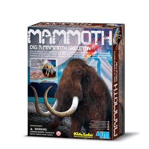 Dig A Mammoth Toys 4M