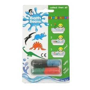 Dinosaur Bath Beans Toys Bean People