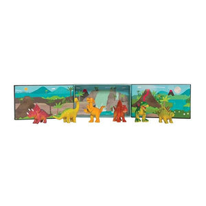 Dinosaurs Play Set Toys Tiger Tribe