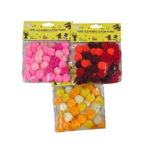 DIY Pom Pom Assorted General Not specified