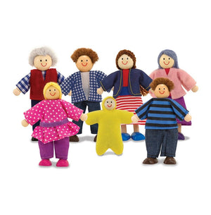 Doll Family Toys Melissa & Doug