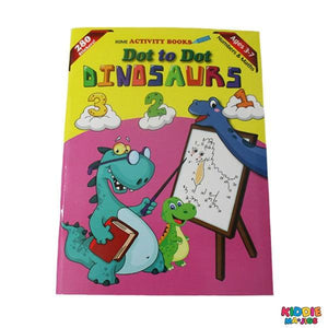 Dot-to-dot Dinosaurs Toys Not specified