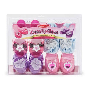 Dress Up Princess Shoes Dress Up Melissa & Doug