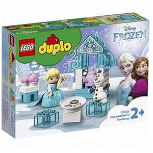 Duplo Elsa & Olaf's Tea Party Toys Lego
