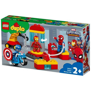 Duplo Super Heroes Lab Toys Lego