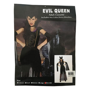 Evil Queen Costume (Adult) Dress Up Not specified