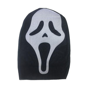 Fabric Scream Mask Dress Up Not specified