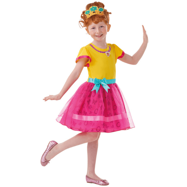 Fancy Nancy Tutu Dress