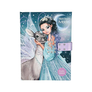 Fantasy Model Ice Code Diary Toys Top Model