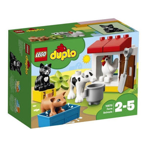 Farm Animals Lego Toys Lego