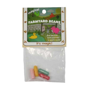 Farmyard Bath Beans Toys Bean People
