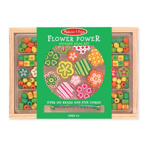 Flower Power Bead Set Toys Melissa & Doug