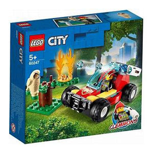 Forest Fire City Lego Toys Lego