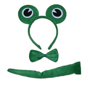 Frog Set Dress Up Not specified