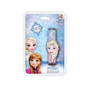 Frozen-3D Slap Band Watch Toys Not specified