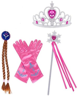 Frozen Anna Accessory Set Star Dress Up Not specified