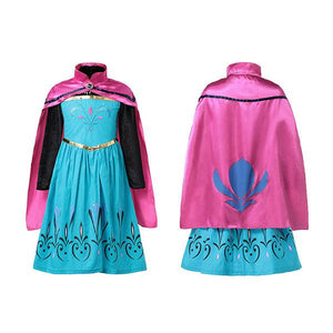 Frozen Elsa Coronation Dress Dress Up Not specified