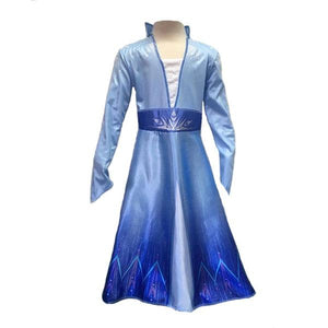 Frozen Elsa Dress 2 Dress Up Not specified