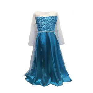 Frozen Elsa Dress New Style Dress Up Not specified