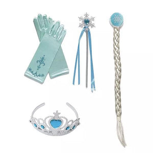 Frozen Elsa Princess Accessories Dress Up Not specified
