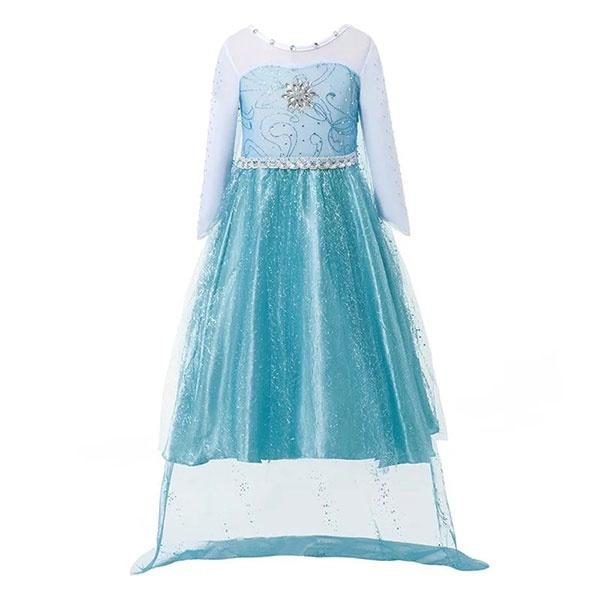 Frozen Elsa Princess Dress