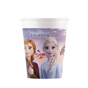 Frozen II Destiny Awaits Compost Paper Cups Parties Not specified