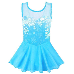 Frozen Leotard Tutu Dress Up Not specified