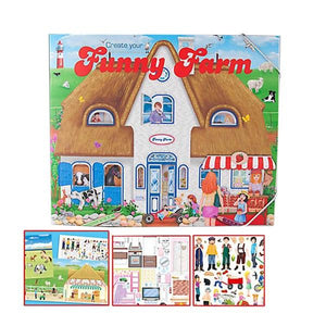 Funny Farm Toys Top Model
