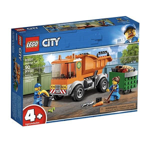 Garbage Truck City Toys Lego