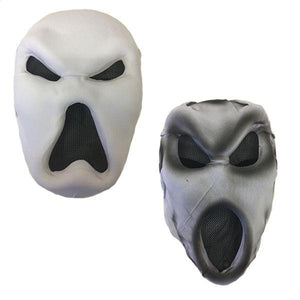 Ghost Mask with Net Dress Up Not specified