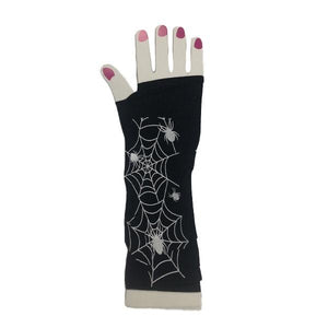 Gloves Spiderweb Dress Up Not specified