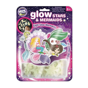 Glow Stars and Mermaids Toys Brainstorm