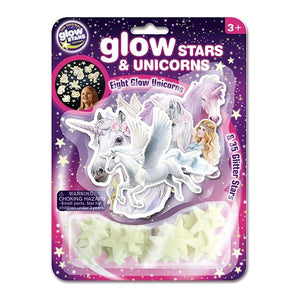 Glow Stars and Unicorns Toys Brainstorm