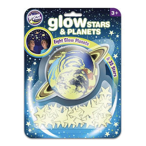 Glow Stars & Planets Toys Brainstorm