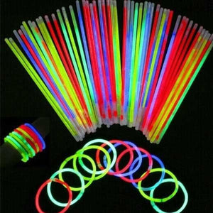 Glow Stick Pack 50 Toys Not specified