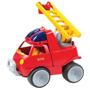 Gowi Baby Sized Fire Engine Toys Gowi