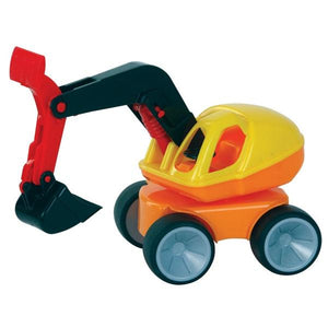 Gowi Builders Excavator Toys Gowi