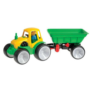 Gowi Tractor Trailer Toys Gowi
