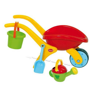 Gowi Wheelbarrow Set Toys Gowi