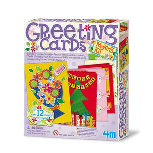 Greeting Card Making Kit Toys 4M