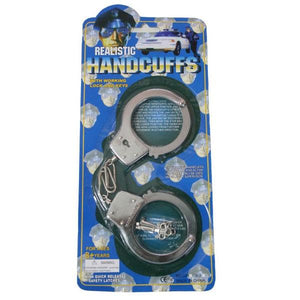 Handcuffs Realistic Toys Not specified
