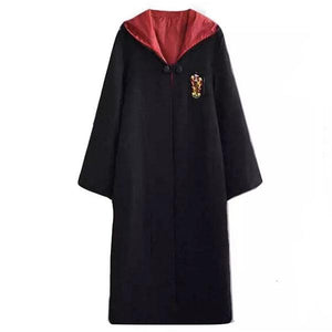 Harry Potter Gryffindor Robe Lined Dress Up Not specified