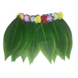 Hawaiian Leaf Skirt Dress Up Not specified