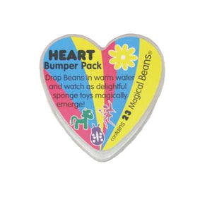 Heart Bumper Pack Toys Bean People