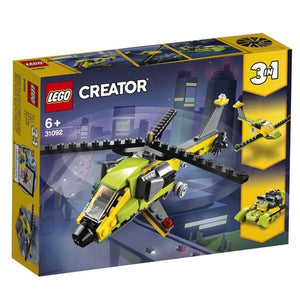 Helicopter Adventure Toys Lego