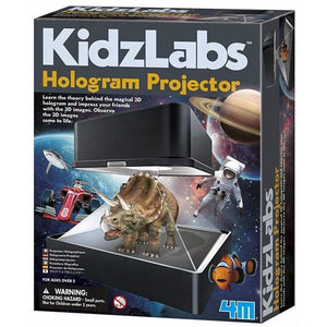 Hologram Projector Toys 4M